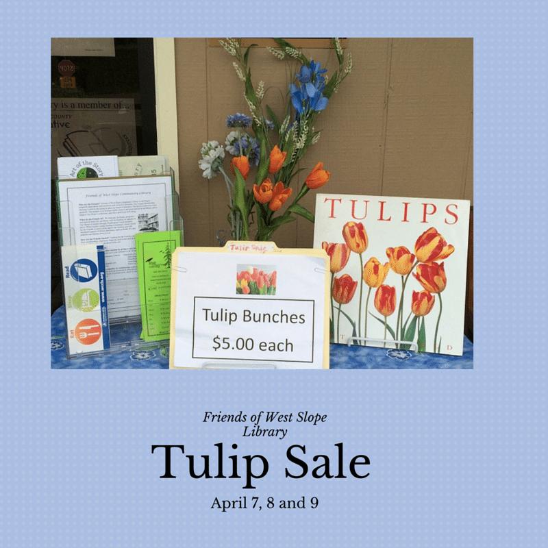 Tulip sale